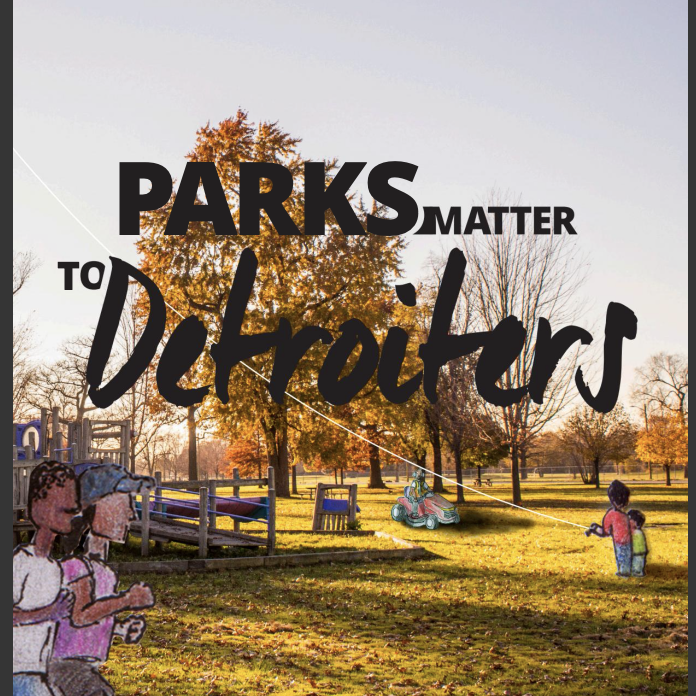 Parks Matter Cover