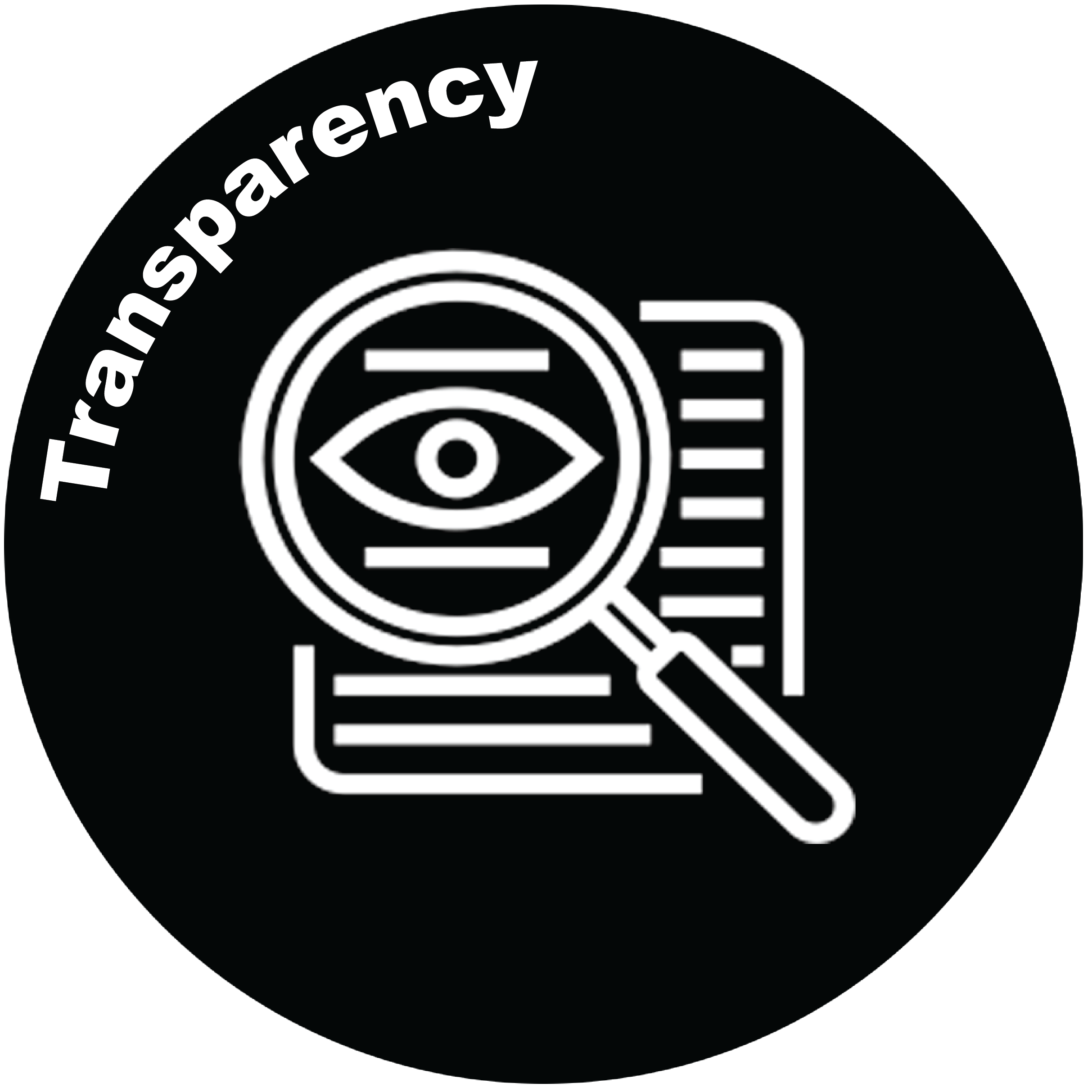 Transparency Title